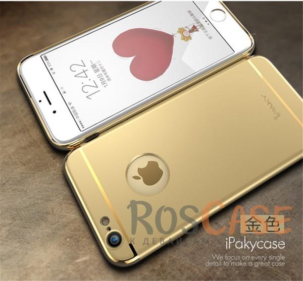 """Фотография Золотой iPaky Joint   Пластиковый чехол для Apple iPhone 6 plus (5.5"""")  / 6s plus (5.5"""")"""