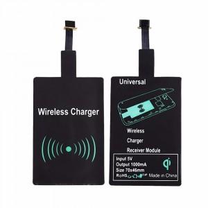 Универсальный модуль беспроводной зарядки QI micro USB