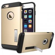 "SGP Slim Armor | Тонкий чехол для Apple iPhone 6/6s plus (5.5"") из пластика"