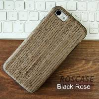 фотография Black Rose Деревянная накладка Rock Origin Series (Grained) для Apple iPhone 7 (4.7