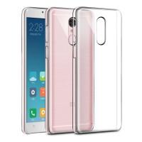 Ультратонкий силиконовый чехол  для Xiaomi Redmi Note 4 (Snapdragon)