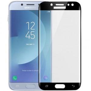 5D защитное стекло для Samsung Galaxy J7 (2018) на весь экран