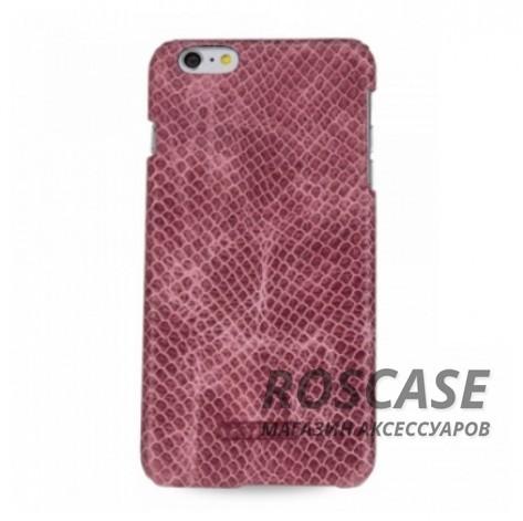 Кожаная накладка TETDED Wild series для Apple iPhone 6/6s (4.7)  (Розовый / Pink)Описание:производитель  -  фирма&amp;nbsp;TETDED;разработан специально для&amp;nbsp;Apple iPhone 6/6s (4.7);материал  -  натуральная кожа;тип  -  накладка.&amp;nbsp;Особенности:фактурная на ощупь;оригинальный дизайн;в наличии все функциональные вырезы;не остаются отпечатки пальцев;тонкий дизайн;защищает от царапин и падений;не скользит.<br><br>Тип: Чехол<br>Бренд: TETDED<br>Материал: Натуральная кожа