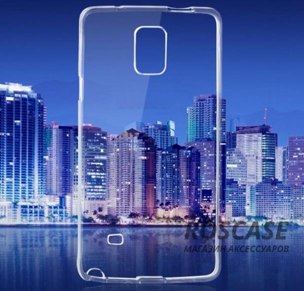 TPU чехол Ultrathin Series 0,33mm для Samsung N910H Galaxy Note 4Описание:изготовлен компанией&amp;nbsp;Epik;разработан для Samsung N910H Galaxy Note 4;материал: термополиуретан;тип: накладка.&amp;nbsp;Особенности:толщина накладки - 0,33 мм;прозрачный;эластичный;надежно фиксируется;есть все функциональные вырезы.<br><br>Тип: Чехол<br>Бренд: Epik<br>Материал: TPU