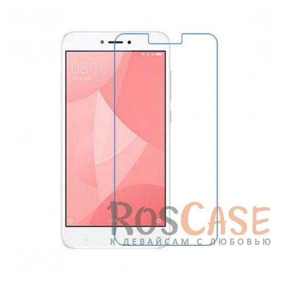 Бронированная прозрачная пленка на экран для Xiaomi Redmi 4XОписание:разработана для Xiaomi Redmi 4X;материал - полимер;олеофобное покрытие;высокая прочность;ультратонкая;прозрачная;имеет все необходимые вырезы;защита от ударов и царапин;анти-бликовое покрытие.<br><br>Тип: Бронированная пленка<br>Бренд: BestSuit
