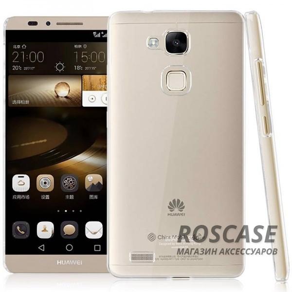 Пластиковая накладка IMAK Crystal Series для Huawei Ascend Mate 7 (Прозрачный / Transparent)Описание:компания&amp;nbsp;IMAK;совместимость: Huawei Ascend Mate 7;материал: поликарбонат;тип: накладка.&amp;nbsp;Особенности:прозрачная;защита от механических повреждений;гладкая поверхность;ультратонкая;не желтеет.<br><br>Тип: Чехол<br>Бренд: iMak<br>Материал: Поликарбонат