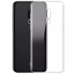 J-Case THIN | Тонкий силиконовый чехол 0.5 мм  для Meizu 16 Plus / 16th Plus
