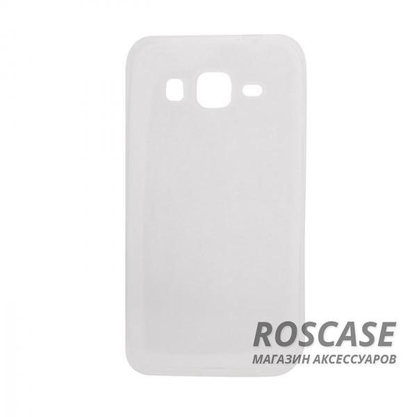 TPU чехол Ultrathin Series 0,33mm для Samsung G360H/G361H Galaxy Core Prime Duos (Бесцветный (прозрачный))Описание:изготовлен компанией&amp;nbsp;Epik;разработан для Samsung G360H/G361H Galaxy Core Prime Duos;материал: термополиуретан;тип: накладка.&amp;nbsp;Особенности:толщина накладки - 0,33 мм;прозрачный;эластичный;надежно фиксируется;есть все функциональные вырезы.<br><br>Тип: Чехол<br>Бренд: Epik<br>Материал: TPU