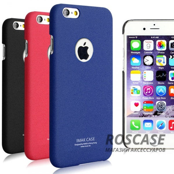 "фото пластиковая накладка IMAK Cowboy series для Apple iPhone 6/6s (4.7"")"
