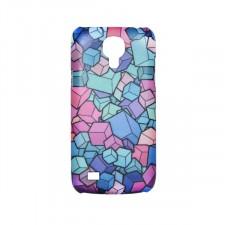 Оригинальный чехол «Кубикомания»  для Samsung Galaxy S4 mini (i9190)