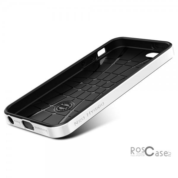 Фото чехла SGP Neo Hybrid Series для Apple iPhone 5 - вид сверху на внутреннею часть
