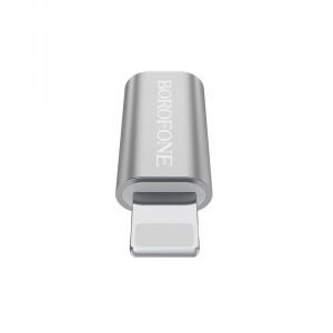 Borofone BV5 | Переходник адаптер Micro USB на Lightning