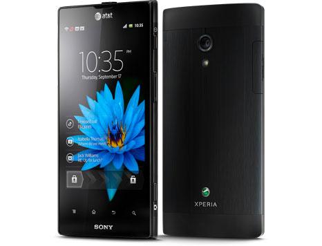 Sony Xperia Ion (LT28i)