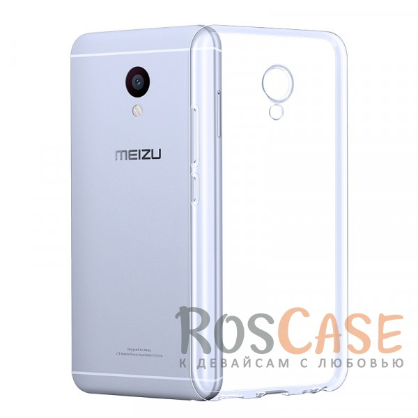 TPU чехол Ultrathin Series 0,33mm для Meizu M5 NoteОписание:разработан специально для Meizu M5 Note;ультратонкий дизайн;материал - TPU;тип - накладка.<br><br>Тип: Чехол<br>Бренд: Epik<br>Материал: TPU