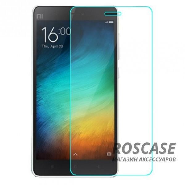 Защитное стекло Ultra Tempered Glass 0.33mm (H+) для Xiaomi Mi 4i / Mi 4c (карт. уп-вка)Описание:совместимо с устройством Xiaomi Mi 4i / Mi 4c;материал: закаленное стекло;тип: защитное стекло на экран.&amp;nbsp;Особенности:закругленные&amp;nbsp;грани стекла обеспечивают лучшую фиксацию на экране;стекло очень тонкое - 0,33 мм;отзыв сенсорных кнопок сохраняется;стекло не искажает картинку, так как абсолютно прозрачное;выдерживает удары и защищает от царапин;размеры и вырезы стекла соответствуют особенностям дисплея.<br><br>Тип: Защитное стекло<br>Бренд: Epik