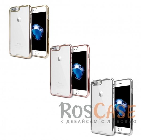 "Фото Mercury Ring 2 Jelly | Силиконовый чехол для Apple iPhone 7 plus / 8 plus (5.5"")"