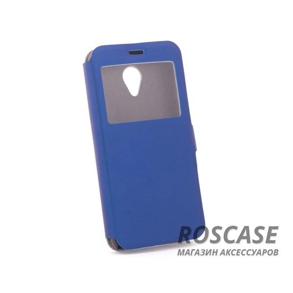 Чехол (книжка) с PC креплением V2 для Meizu M2 / M2 mini (Синий)Описание:разработан компанией&amp;nbsp;Epik;спроектирован для Meizu M2 / M2 mini;материалы: синтетическая кожа, поликарбонат;тип: чехол-книжка.&amp;nbsp;Особенности:имеются все функциональные вырезы;не скользит в руках;окошко в обложке;защита от ударов и падений;превращается в подставку.<br><br>Тип: Чехол<br>Бренд: Epik<br>Материал: Искусственная кожа