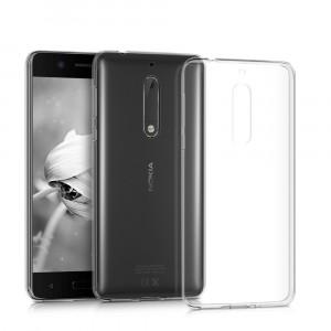 Ультратонкий силиконовый чехол для Nokia 5