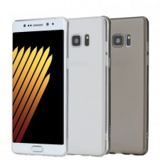 фото  TPU чехол ROCK Ultrathin Slim Jacket для Samsung N930F Galaxy Note 7 Duos