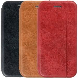 Open Color 2 | Чехол-книжка на магните для Xiaomi Mi 8 Lite / Mi 8 Youth (Mi 8X) с подставкой и внутренним карманом