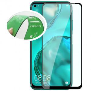 Гибкое защитное стекло Ceramics  для Huawei P40 Lite