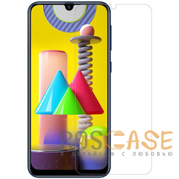 Фото Прозрачное Защитное стекло Ultra Tempered Glass 0.33mm (H+) для Samsung Galaxy M31