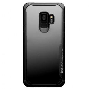 iPaky Luckcool | Чехол для Samsung Galaxy S9 с цветными силиконовыми вставками