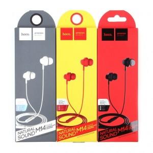 "HOCO M14 | Стерео наушники с микрофоном для Apple iPhone 3G/S (3.5"")"