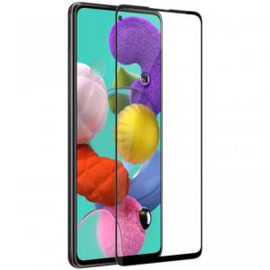 Защитное стекло 9D High Quality 9H  для Samsung Galaxy A51