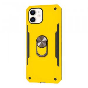 Противоударный чехол SG Ring под магнитный держатель  для iPhone 11