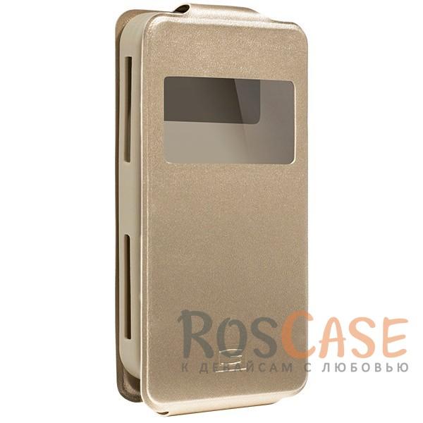 Универсальный чехол-флип Gresso Норман для смартфона 4.5-4.8 дюйма (Золотой)Описание:бренд -&amp;nbsp;Gresso;совместимость -&amp;nbsp;смартфоны с диагональю 4,5-4,8&amp;nbsp;дюйма;материал - искусственная кожа;тип - чехол-флип;ВНИМАНИЕ: убедитесь, что ваша модель устройства находится в пределах максимального размера чехла. Размеры чехла: 14*7 см.<br><br>Тип: Чехол<br>Бренд: Gresso<br>Материал: Искусственная кожа