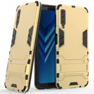 Transformer | Противоударный чехол для Samsung A750 Galaxy A7 (2018) с мощной защитой корпуса
