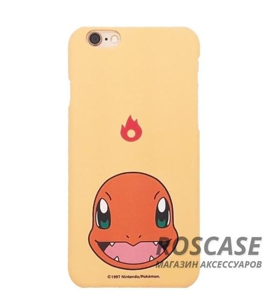 Ультратонкий цветной TPU чехол Pokemon Go для Apple iPhone 6/6s (4.7) (Charmander)Описание:разработан для&amp;nbsp;Apple iPhone 6/6s (4.7);материал: термопластичный полиуретан;форма: накладка.&amp;nbsp;Особенности:ультратонкий дизайн;оригинальный принт (покемоны);эластичный и гибкий;плотное прилегание;полный набор функциональных вырезов.<br><br>Тип: Чехол<br>Бренд: Epik<br>Материал: TPU