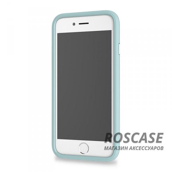 """Изображение Бирюзовый STIL Masquerade   Чехол для Apple iPhone 6/6s (4.7"""") с металлизированным защитным уголком вокруг камеры"""