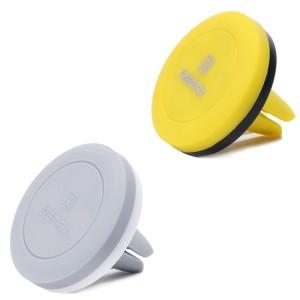Remax Air Vent RM-C10 | Яркий магнитный держатель для смартфона для Samsung Galaxy S9 (G960F)