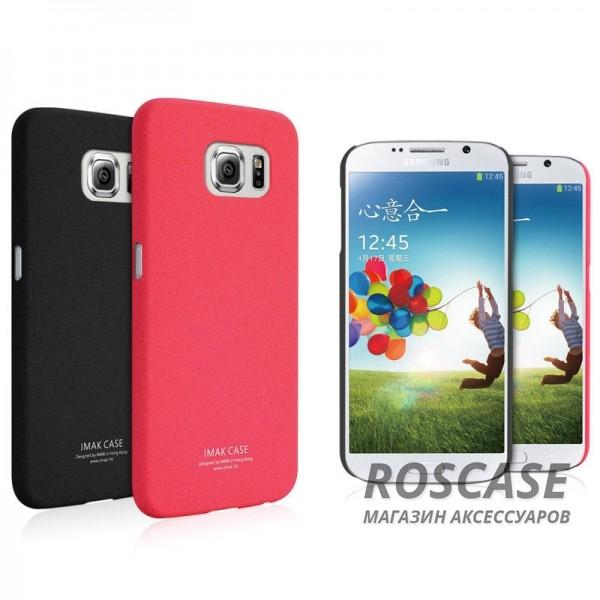 Пластиковая накладка IMAK Cowboy series для Samsung Galaxy S6 G920F/G920D DuosОписание:бренд:&amp;nbsp;IMAK;совместим с Samsung Galaxy S6 G920F/G920D Duos;материал: поликарбонат;форма: накладка.&amp;nbsp;Особенности:тонкий дизайн;не скользит в руках;песочная фактура;не выгорает;все вырезы в наличии;защита от механических повреждений.<br><br>Тип: Чехол<br>Бренд: iMak<br>Материал: Поликарбонат