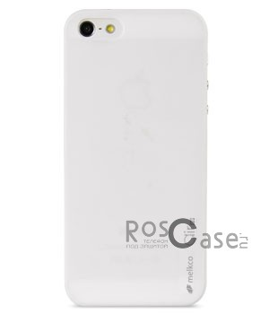 фото пластиковой накладки Melkco Air PP 0,4 mm для Apple iPhone 5/5S/5SE (+ пленка)