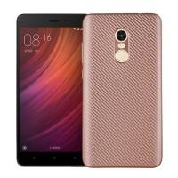 Матовый чехол  для Xiaomi Redmi Note 4 (MediaTek)
