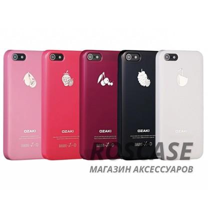 Накладка Ozaki O!coat Fruit для Apple iPhone 5 (+ пленка)