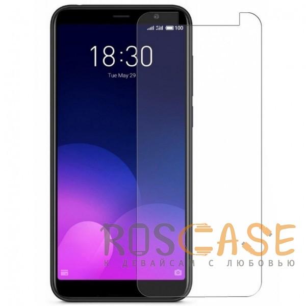 Фото Прозрачное H+ | Защитное стекло для Meizu M6T (картонная упаковка)