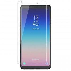 H+ | Защитное стекло для Samsung Galaxy A8 Star (A9 Star) (картонная упаковка)