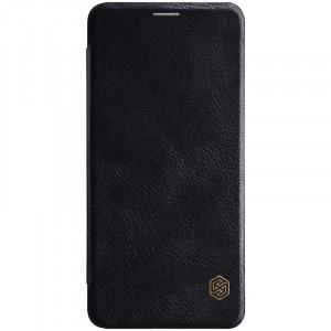 Nillkin Qin натур. кожа | Чехол-книжка для Samsung Galaxy A8 Star (A9 Star)