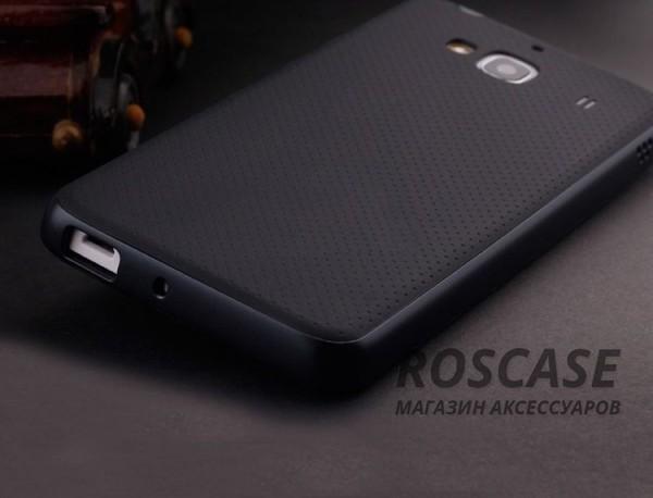 Чехол iPaky TPU+PC для Xiaomi Redmi 2 (Черный / Серый)Описание:компания- разработчик: iPaky;совместимость с устройством модели: Xiaomi Redmi 2;материал изделия: термопластический полиуретан, поликарбонат;конфигурация: накладка-бампер.Особенности:элегантный дизайн;высокий класс прочности и износоустойчивости;легко и надежно фиксируется на смартфоне;имеет все необходимые функциональные вырезы.<br><br>Тип: Чехол<br>Бренд: Epik<br>Материал: TPU