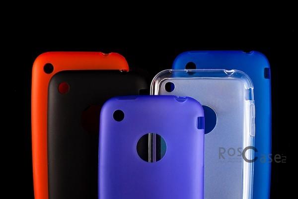 TPU чехол (5 цветов) Epik для Apple iPhone 3g/s