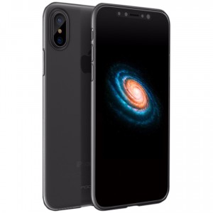 "ROCK Naked Shell | Ультратонкий чехол для Apple iPhone X (5.8"")/XS (5.8"")"