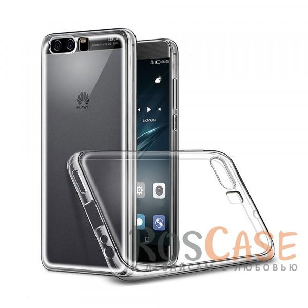Ультратонкий силиконовый чехол Ultrathin 0,33mm для Huawei P10Описание:совместим с Huawei P10;ультратонкий дизайн;материал - TPU;тип - накладка;прозрачный;защищает от ударов и царапин;гибкий.<br><br>Тип: Чехол<br>Бренд: Epik<br>Материал: TPU