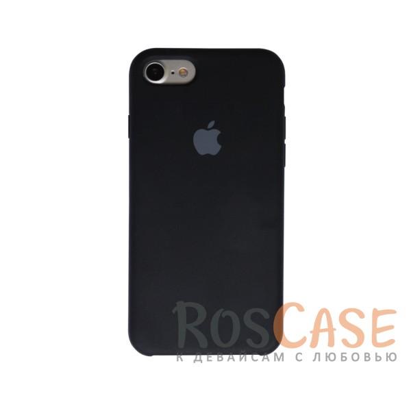 Оригинальный силиконовый чехол для Apple iPhone 7 (4.7) (Черный)Описание:материал - силикон;совместим с Apple iPhone 7 (4.7);тип чехла - накладка.<br><br>Тип: Чехол<br>Бренд: Epik<br>Материал: Силикон