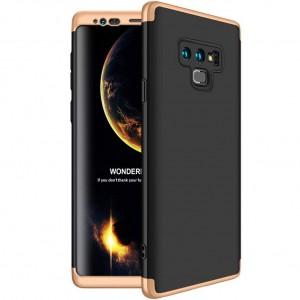 GKK LikGus 360° | Двухсторонний чехол для Samsung Galaxy Note 9 с защитными вставками