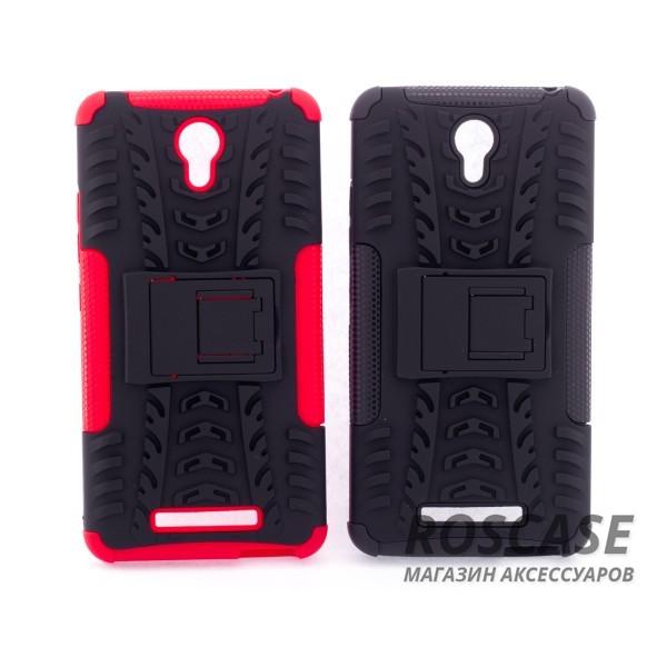 Противоударный двухслойный чехол Shield для Xiaomi Redmi Note 2 / Redmi Note 2 Prime с подставкойОписание:разработан специально для Xiaomi Redmi Note 2 / Redmi Note 2 Prime;материалы: поликарбонат, термополиуретан;тип: накладка.&amp;nbsp;Особенности:двухслойный;ударопрочный;оригинальный дизайн;стильный дизайн;в наличии все функциональные вырезы;функция подставки.<br><br>Тип: Чехол<br>Бренд: Epik<br>Материал: TPU