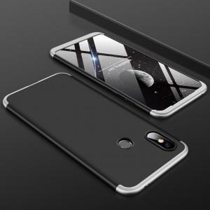 GKK LikGus 360° | Двухсторонний чехол для Xiaomi Mi 8 SE с защитными вставками